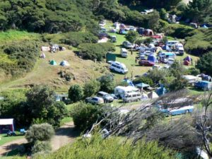 Popular Tenting Sites